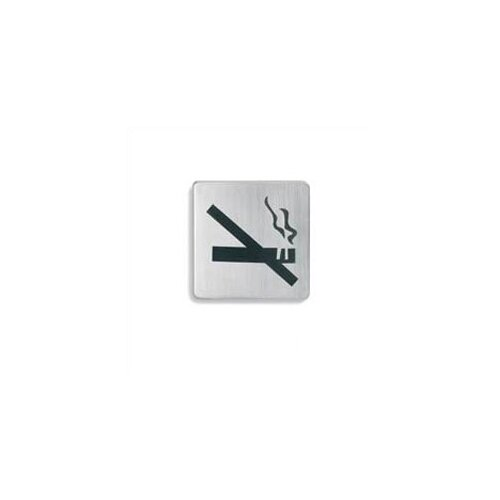"Blomus Signo Door Plate ""No Smoking"""