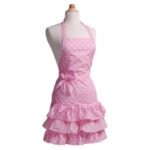 Women's Marilyn Strawberry Shortcake Apron