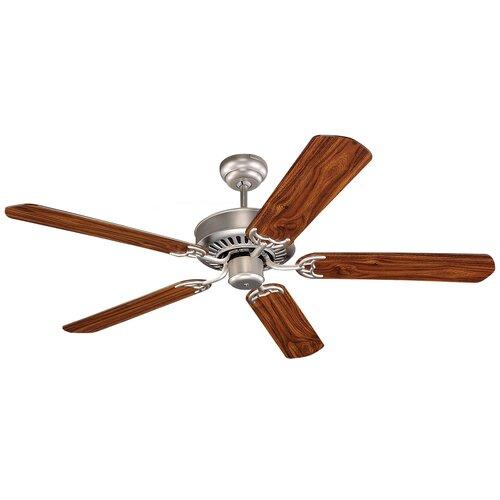 """Monte Carlo Fan Company 52"""" 5 Blade Ceiling Fan"""