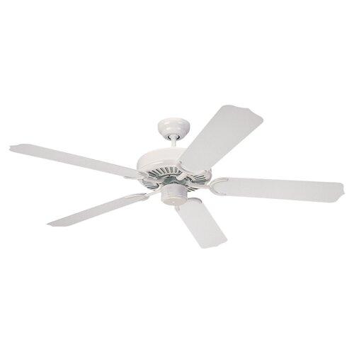 """Monte Carlo Fan Company 52"""" Weatherford 5 Blade Ceiling Fan"""