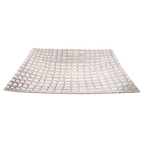 Ambiente Handmade Decorative Crocodile Skin Platter