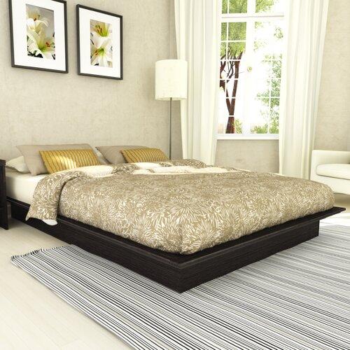 Plateau Platform Bed