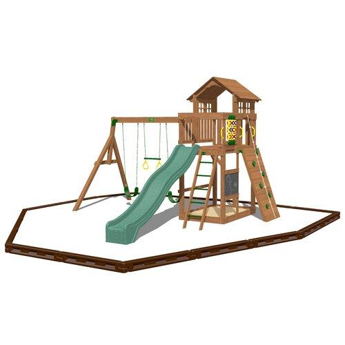 Playtime Swing Sets Seminole Swing Set