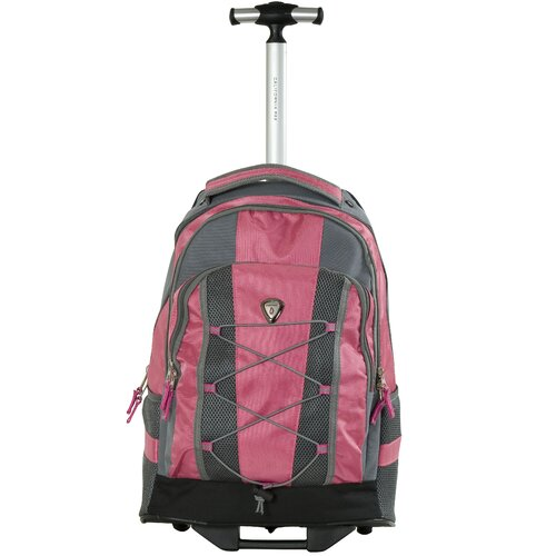 CalPak Impactor Rolling Backpack