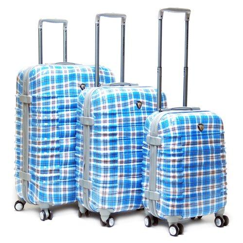CalPak Impulse Hardsided 3 Piece Luggage Set