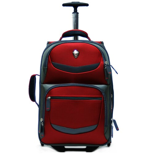 CalPak Discover Laptop Rolling Backpack