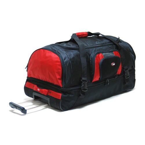 "CalPak Lotus Adventure Temptation 26"" 2-Wheeled Travel Duffel"