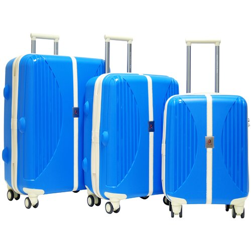 Jubilee 3 Piece Luggage Set