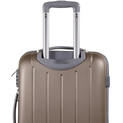 CalPak Klub 3-Piece Hardsided Expandable Luggage Set