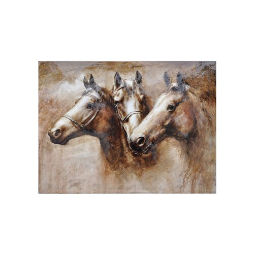 Crestview Collection Arlene Painting Print on Canvas