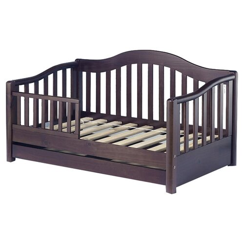 Sorelle Grande Toddler Daybed With Storage Amp Reviews Wayfair