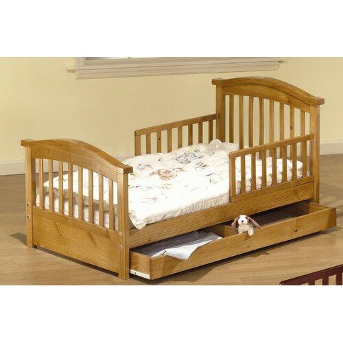 Joel Pine Toddler Bed