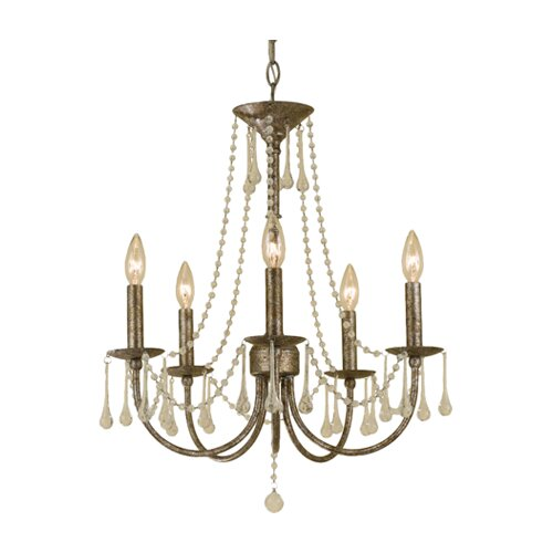 Tracee 5 Light Mini Chandelier