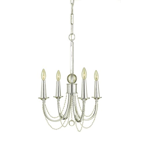Shelby 4 Light Chandelier