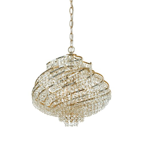 Lyric 4 Light Mini Chandelier