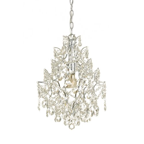 AF Lighting Cosmo 1 Light Mini Chandelier