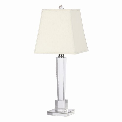 AF Lighting Candice Olson Margo 1 Light Table Lamp