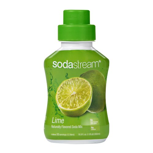 SodaStream Lime Soda Mix