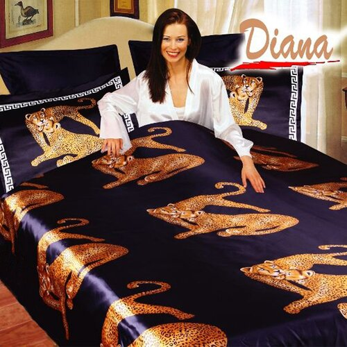Dophia Diana 6 Piece Duvet Cover Set