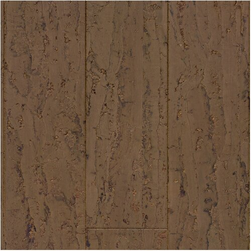 "US Floors Natural Cork New Earth Allegro 4-1/8"" Engineered Locking Cork Flooring in Casca"