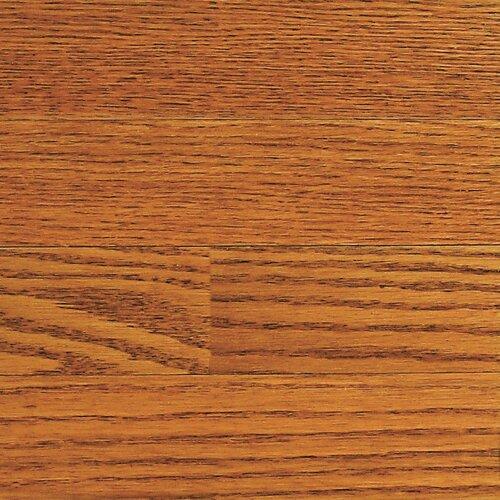 "Columbia Flooring Beacon Oak 5"" Engineered Oak Flooring in Barrel"