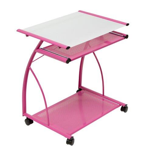 Studio Designs L Cart Computer Table