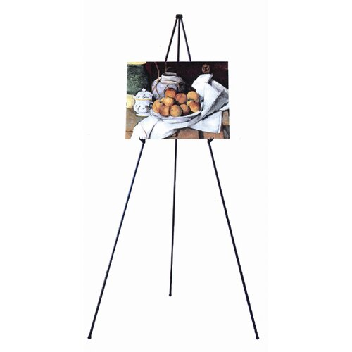 Studio Designs EZ Fold-A-Way Easel in Black