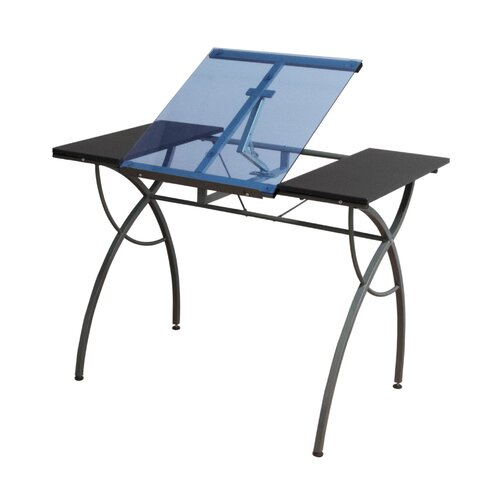 Studio Designs Catalina Pewter Craft Table