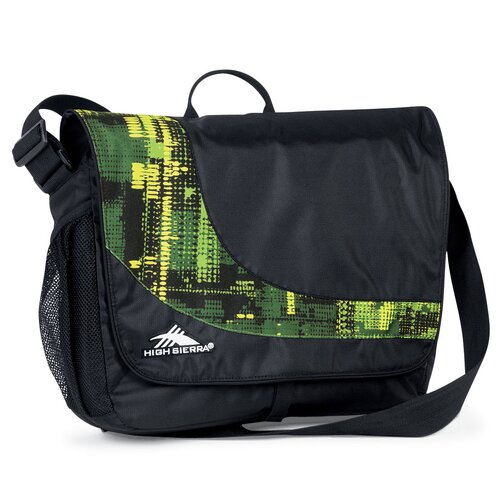 Chip Laptop Messenger Bag