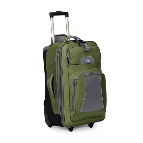 "High Sierra Elevate 25"" Expandable Rolling Upright"