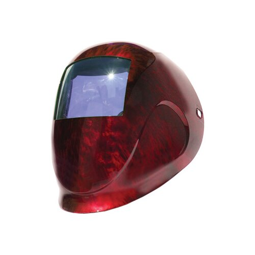 Ace International Mass. Fusion Python Welding Helmet With Varaible Shade 9 - 13 Auto-Darkening Lens With 7.25 sq. in. Viewing Area