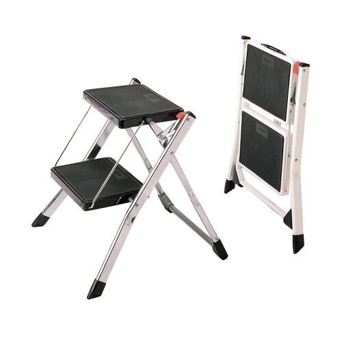 Polder 2 Step Mini Step Stool Amp Reviews Wayfair