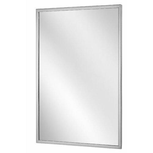 60 inch glass mirror wayfair for 60 inch framed mirror