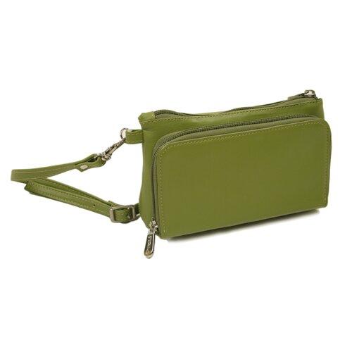 Fashion Avenue Shoulder Bag / Wristlet