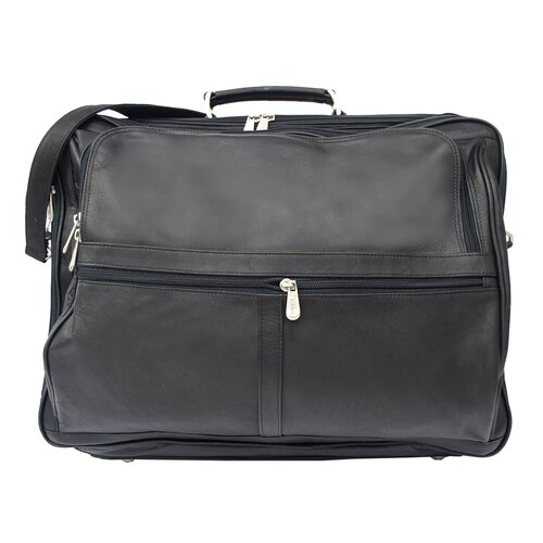 Piel Leather Traveler Extra Large Executive Briefcase