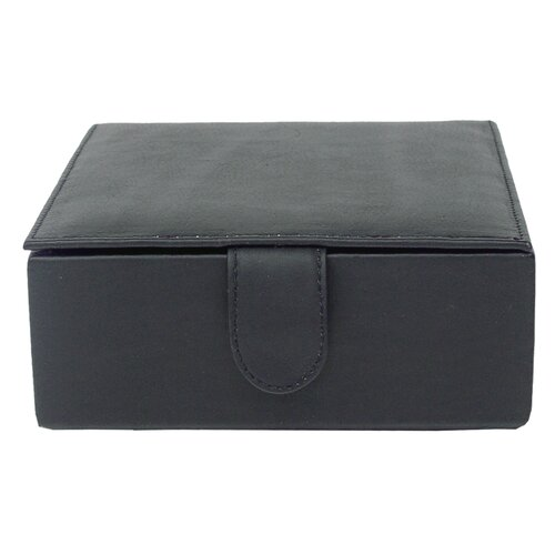 Piel Leather Small Jewelry Box