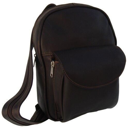 Two Pocket Sling Bag