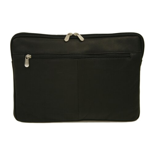 Piel Leather Entrepreneur Mini Laptop and Tablet Sleeve