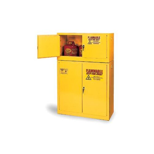 Eagle Manufacturing Company 60 Gallon Flammable Safety Storage Cabinet
