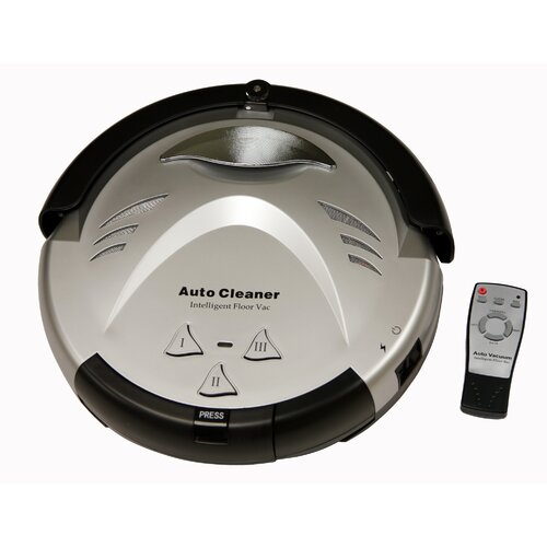 Robotic Intelligent Automatic Vacuum Cleaner