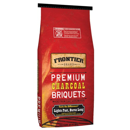 National Packaging Services 16.6 lbs Premium Charcoal Briquets