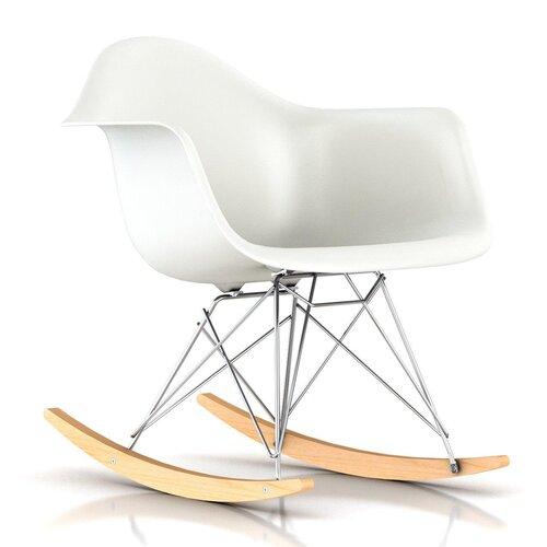 Herman Miller ® Eames RAR Molded Plastic Rocking Chair
