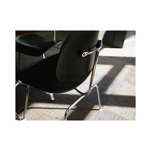 Herman Miller ® Eames DCM - Molded Plywood Dining Chair with Metal Legs