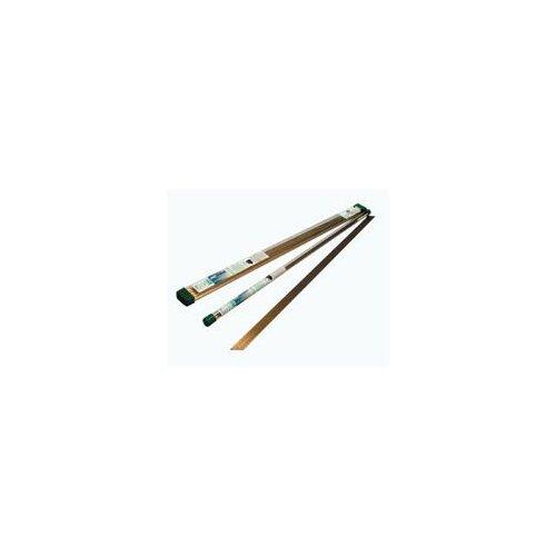 "Radnor 1/8"" X 36"" RBCuZn-C Radnor® Low Fuming Bare Bronze 1 Pound Tube"