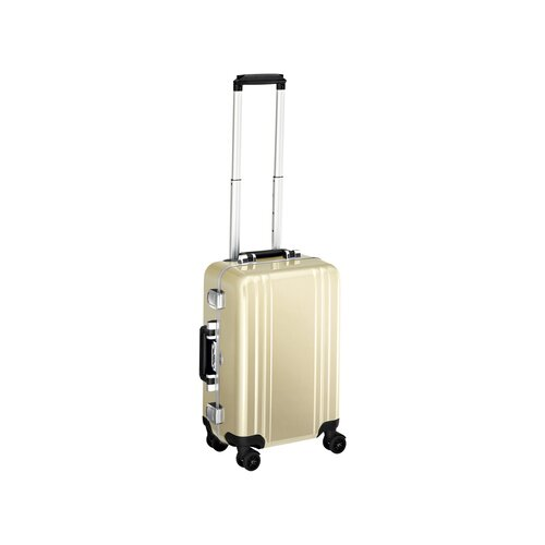 Classic Polycarbonate Carry On 4 Wheel Spinner Travel Case