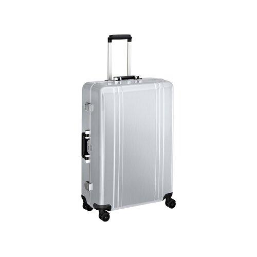 "Zero Halliburton Classic Polycarbonate 28"" 4 Wheel Spinner Travel Case"
