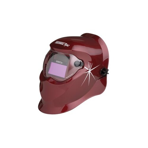 Victor Equipment Helmet,Weld,9-13 Shade,Claret