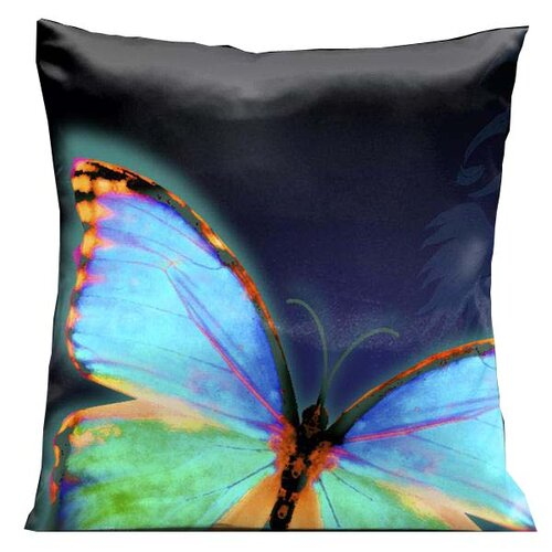 Lama Kasso Glow Butterfly Pillow