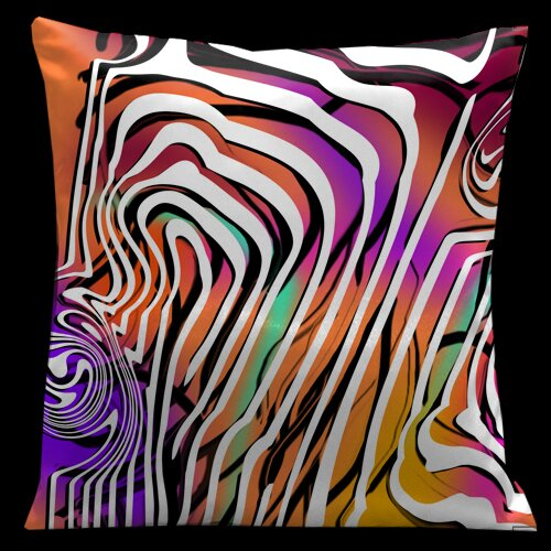 Lama Kasso Contempo Square Satin Pillow