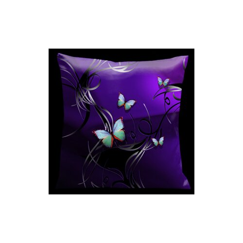 Butterflies Tropical Pillow